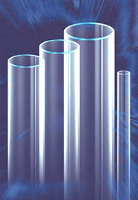 UV Blocked Quartz Tubes--UV-1